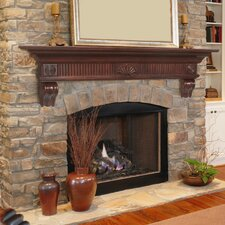 Devonshire Fireplace Mantel Shelf