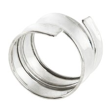 Band Napkin Rings (Set of 4)