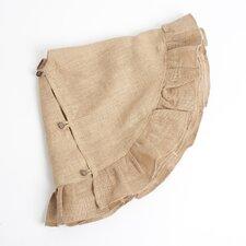 Jute Xmas Tree Skirt