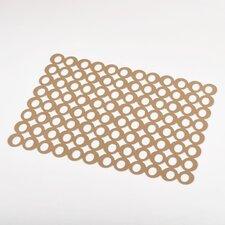 Clara Circle Design Cutout Placemat (Set of 4)