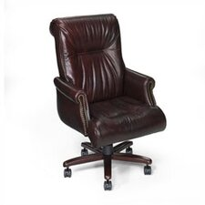 Sabastian Leather Executive Chair