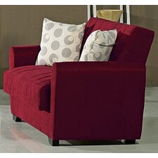 Linden Convertible Loveseat