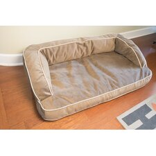 Neddy Napper Bolster Dog Bed