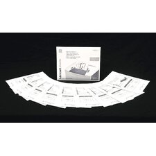 Shredder Lubricant Sheet (12 Pack)