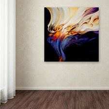 'Evoke' by Cody Hooper Painting Print on Wrapped Canvas