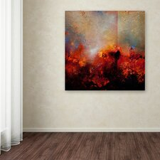 """""""Red Earth"""" by Cody Hooper Painting Print on Canvas"""