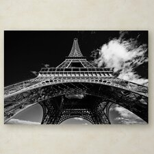 """Paris Eiffel Tower 1"" by Yale Gurney Photographic Print on Wrapped Canvas"