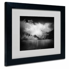'Black Beauty' by Philippe Sainte-Laudy Matted Framed Photographic Print