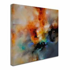 """Magic Sky"" by CH Studios Painting Print on Wrapped Canvas"