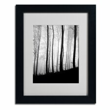 'Black Lines' by Philippe Sainte-Laudy Framed Photographic Print