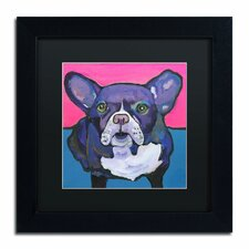 """Radar"" by Pat Saunders-White Framed Painting Print"