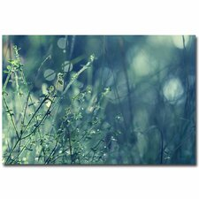 """""""Blues in the Morning"""" Photographic Print on Canvas by Beata Czyzowska Young"""