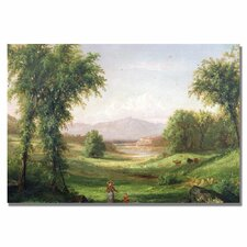 """New Hampshire Landscape"" by Samuel Colman Painting Print on Canvas"