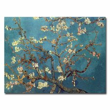 """Almond Blossoms"" by Vincent Van Gogh Painting Print on Canvas"