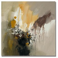 'Abstract I' by Rio Painting Print on Wrapped Canvas