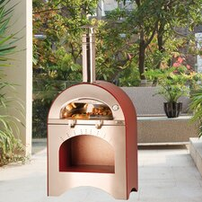 Forno Pizza and Brace Wood Burning Pizza Oven