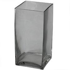 Square Clear Flower Vase