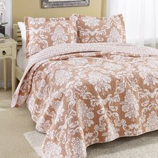 Venetia Coverlet Set