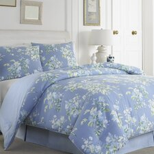 Spencer Periwinkle 3 Piece Comforter Set
