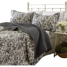 Amberley Coverlet Set