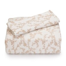 Victoria 300 Thread Count Cotton Sateen Sheet Set