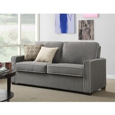 Dorel Living Powell Two-Toned Sofa