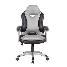 Series Two Tone High-Back Racer Executive Chair