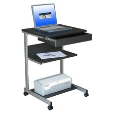 Rolling Laptop Cart