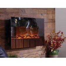 Mirror Onyx™ Electric Fireplace with Mirror Glass