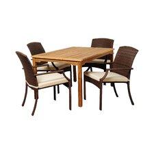 Amazonia Teak Dining Table