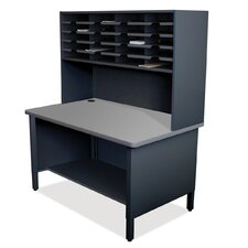 Mailroom 20 Slot Organizer
