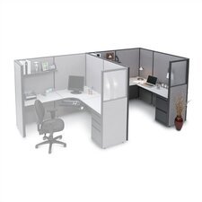 L Shaped Workstation