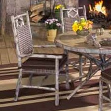 River Run Dining Arm Chair with Cushion