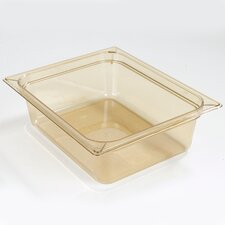 "Top Notch® 4"" High Heat Food Pan (Set of 6)"