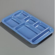 Right Hand 6-Compartment Tray (Set of 12)