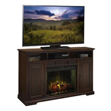 Brentwood TV Stand with Electric Fireplace