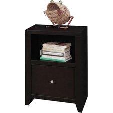 Urban Loft 1 Drawer File Cabinet