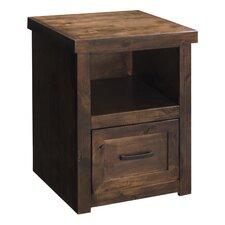 Sausalito 1 Drawer File Cabinet