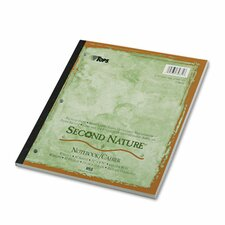 Second Nature College Rule 1-Subject Notebook