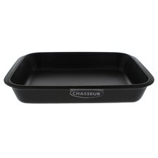 Chasseur 2.1-quart French Enameled Cast Iron Rectangular Roaster