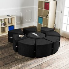 Octagon Kids Sectional Seating Arrangement