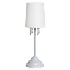 """17"""" H Table Lamp with Empire Shade"""