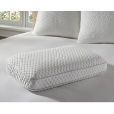 Luxury Big and Soft Ventilated Memory Foam Pillow with Gusset