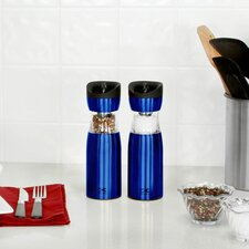 Gravity 2 Piece Salt & Pepper Grinder Set