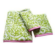 Ikat Jacquard Bath Towel