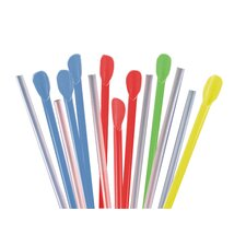 Spoon Straws - Unwrapped (Set of 400)