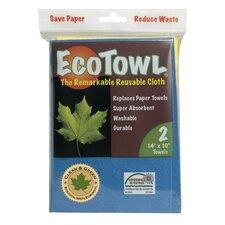 EcoTowel Reusable Cloth 2 Count
