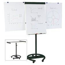 360 Multi-Use Mobile Magnetic Dry Erase Easel