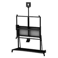 Mobile Free-Standing Interactive Whiteboard, 9' x 5'