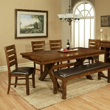Vineyard 6 Piece Dining Set